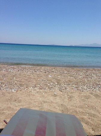 Antony's Hotel: Kefalos Beach