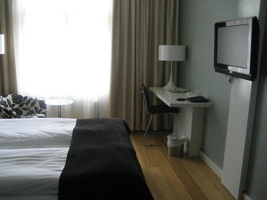 Thon Hotel Bristol Bergen: Habitación