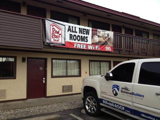 Red Roof Inn Charleston - Kanawha City: Reed Roof Inn Charleston - Kanawha City