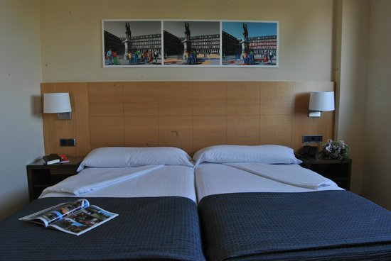 Hotel Avant Torrejon: Habitacion twin