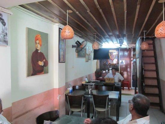 Dosa Corner : Inside