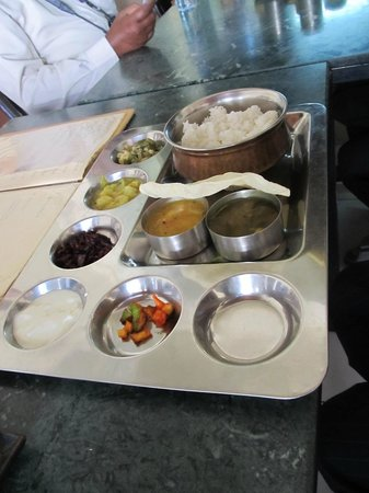 Dosa Corner : Plate Meals!!