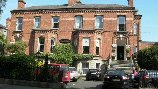 Part of Ariel House
