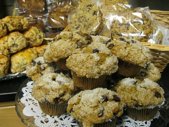 Rising Tide Community Market: Fresh baked goods every day!
