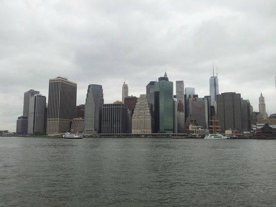 Prive: プルックリンからみたマンハッタン
