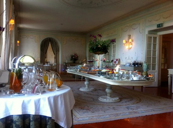 Tivoli Palácio de Seteais: Wonderful brunch at Tivoli