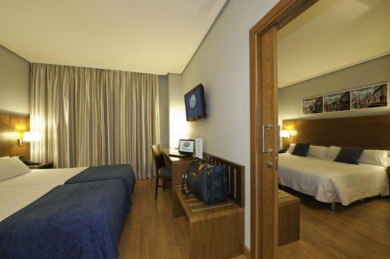 habitaciones comunicadas fotograf a de hotel avant