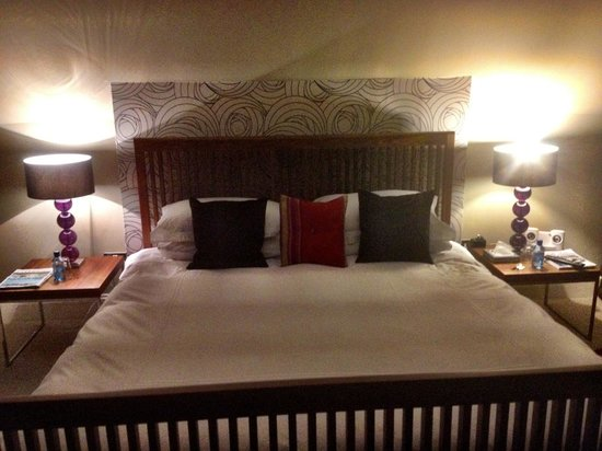 Westwood : Incredible bed
