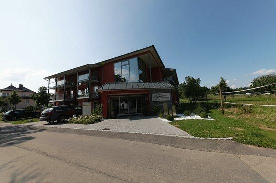 Gierer Hotel-Restaurant: Appartmenthaus neu