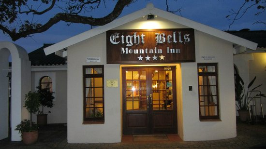 Eight Bells Mountain Inn : A true welcome!