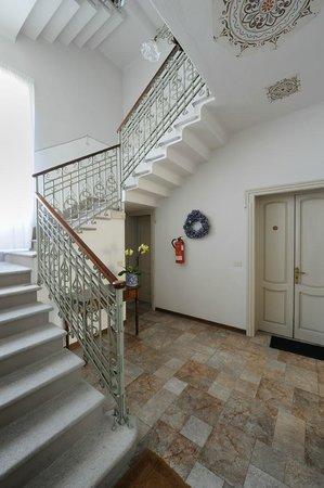 Residence Ortensia : scala
