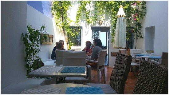Heliotopos Hotel: breakfast