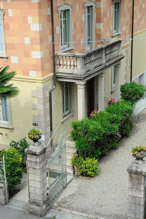 Residence Ortensia : entrata