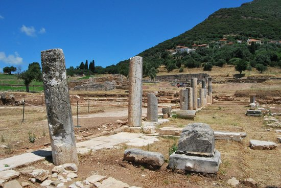 Stadium - Picture of Ancient Messini, Messini - TripAdvisor