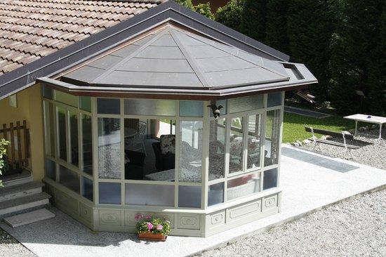 Residence Ortensia : giardino