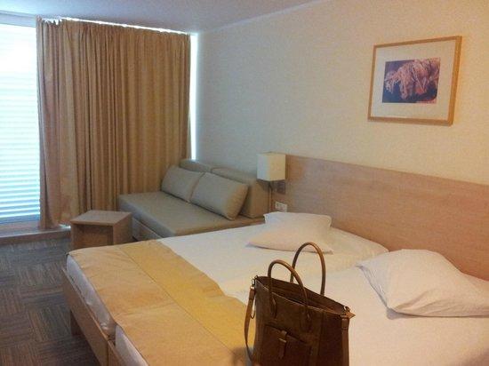 Valamar Bellevue Hotel & Residence: Номер