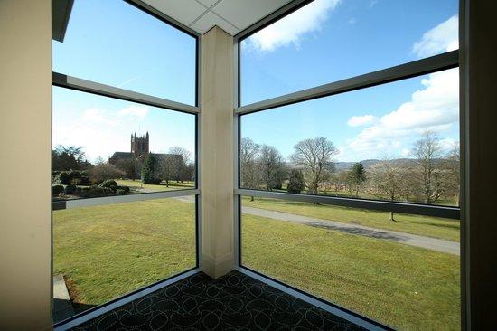 Holiday Inn Dumfries: View of the Crichton Church