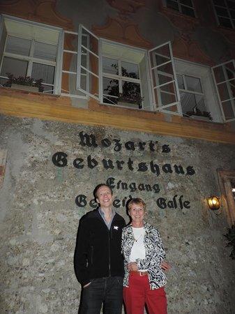 Hagenauer Stub'n : Dining in Salzburg