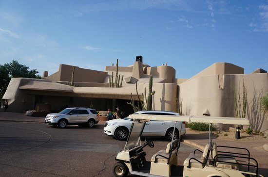 Boulders Resort & Spa, Curio Collection by Hilton: Main resort complex