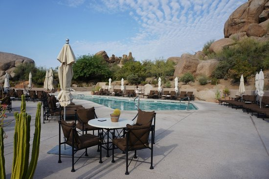 Boulders Resort & Spa, Curio Collection by Hilton: Main pool at the resort