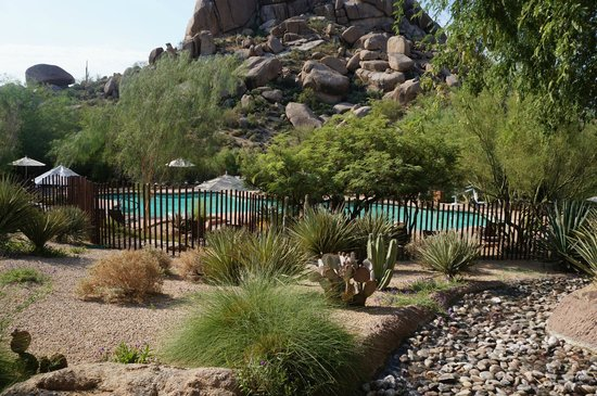 Boulders Resort & Spa, Curio Collection by Hilton: Spa pool