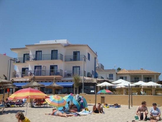 Hotel Sa Roqueta: hôtel Sa Roqueta 1