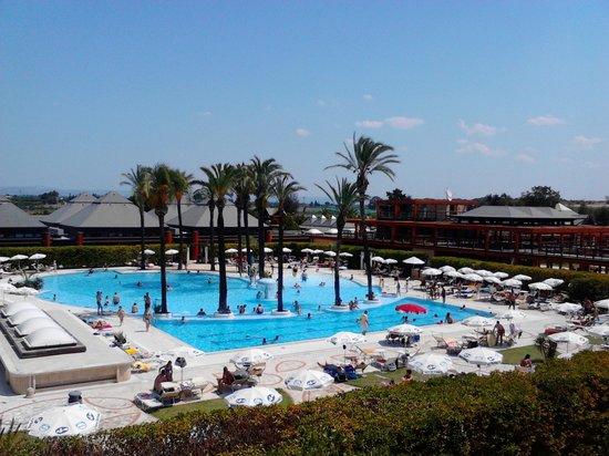 Il Valentino Grand Village: piscina acqua dolce