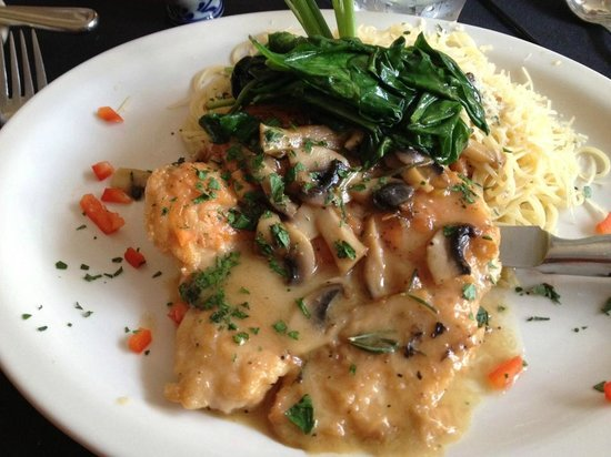 Bizzotto's : Chicken MArsala