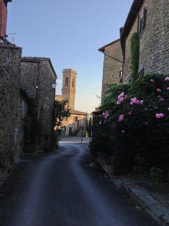 La Bottega di Volpaia: traumhafter Weg zur Bottega