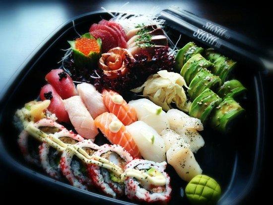 sushi skien realescort trondheim