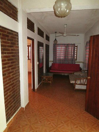 Las Urracas: Living area