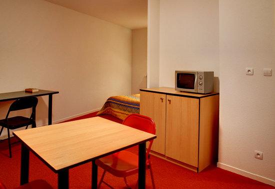Appart'Hotel La Maison des Chercheurs : Studio 30m²