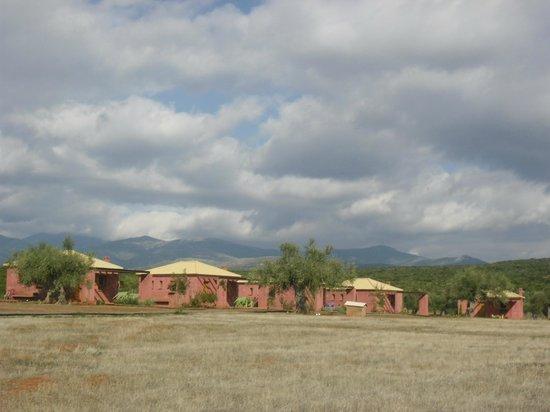Eumelia Organic Agrotourism Farm & Guesthouse: the houses