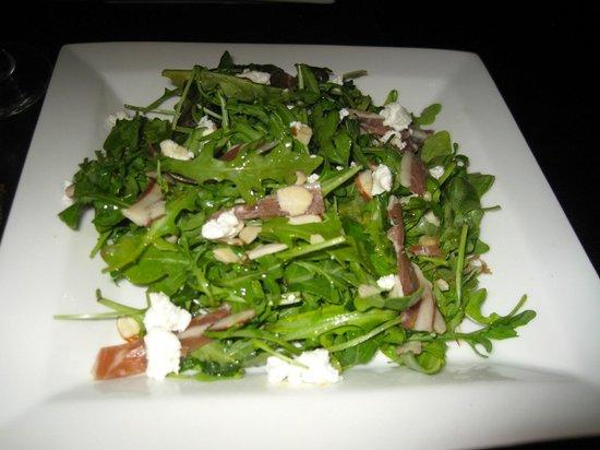 Taberna Tapas: Taberna Durham Arugula Salad