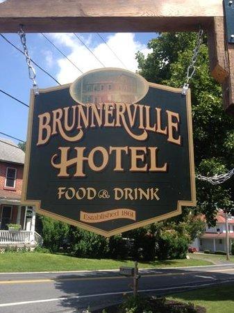 The Brunnerville Hotel