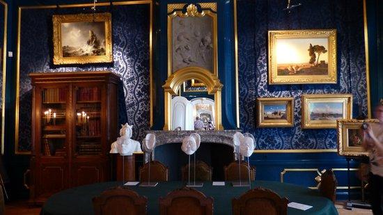Willet-Holthuysen Museum: Gentleman's room