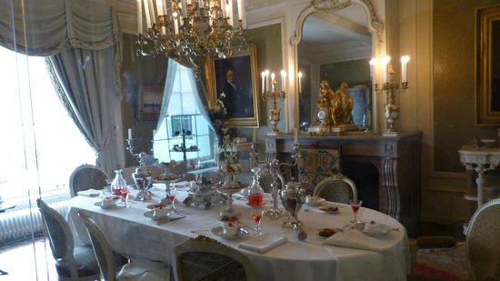 Willet-Holthuysen Museum: Dining room