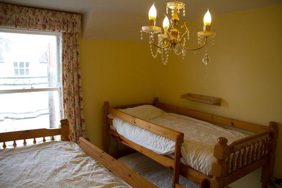 LLandudno Hostel: 4 Berth Room