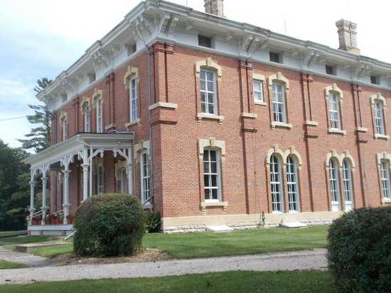 Montauk Historical Site: Montauk Mansion