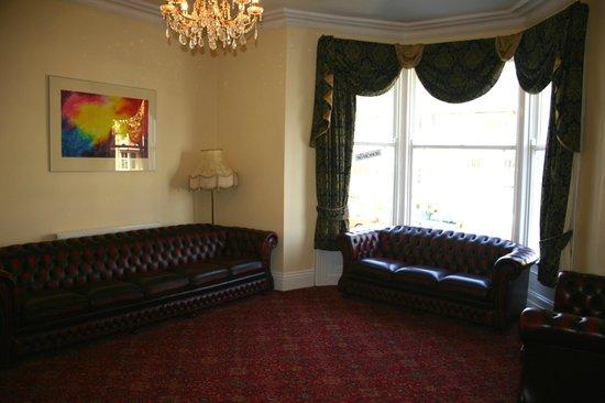 LLandudno Hostel: Lounge