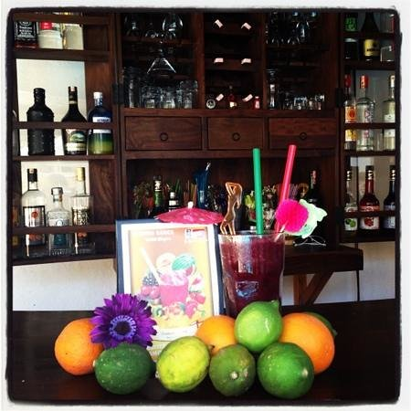 Papermoon Hotel & Apartments : mert's Smoothie - Chiller