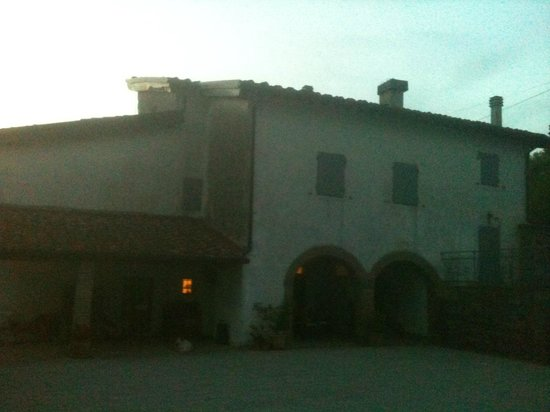 Agriturismo Il Giardino: One of the private set of rooms