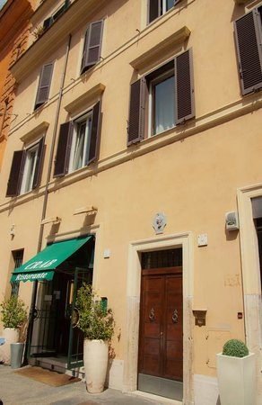Capo d'Africa 4 Bed & Breakfast: Entrata b&b