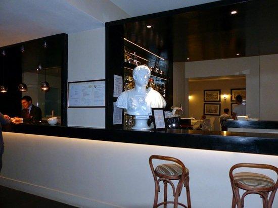Hotel Villafranca: front desk area