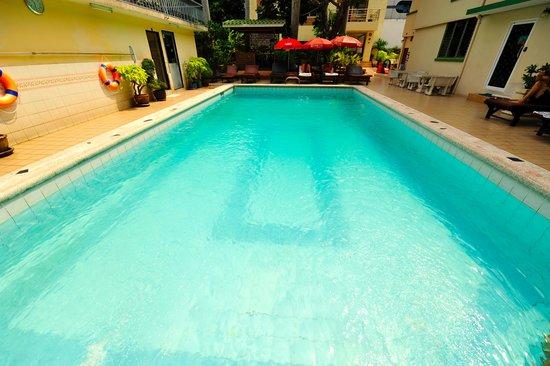 ماليزيا هوتل: Malaysia Hotel Pool