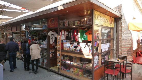 Bellavista: Die revolutionaere Buchhandlung