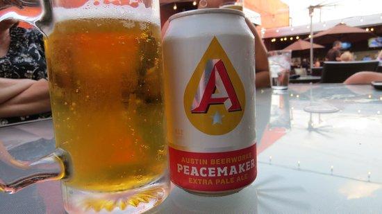 PBK Stem & Stein: Local brew