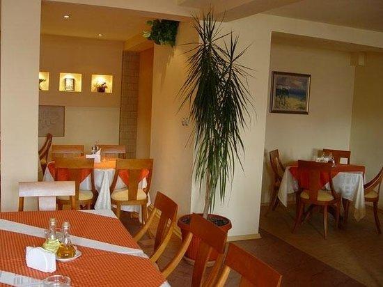 Hotel Nassi : Restaurant