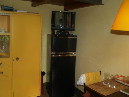 Farmhouse Il Fienile: The room