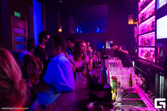 M1 Lounge Bar & Club : See you at the bar!